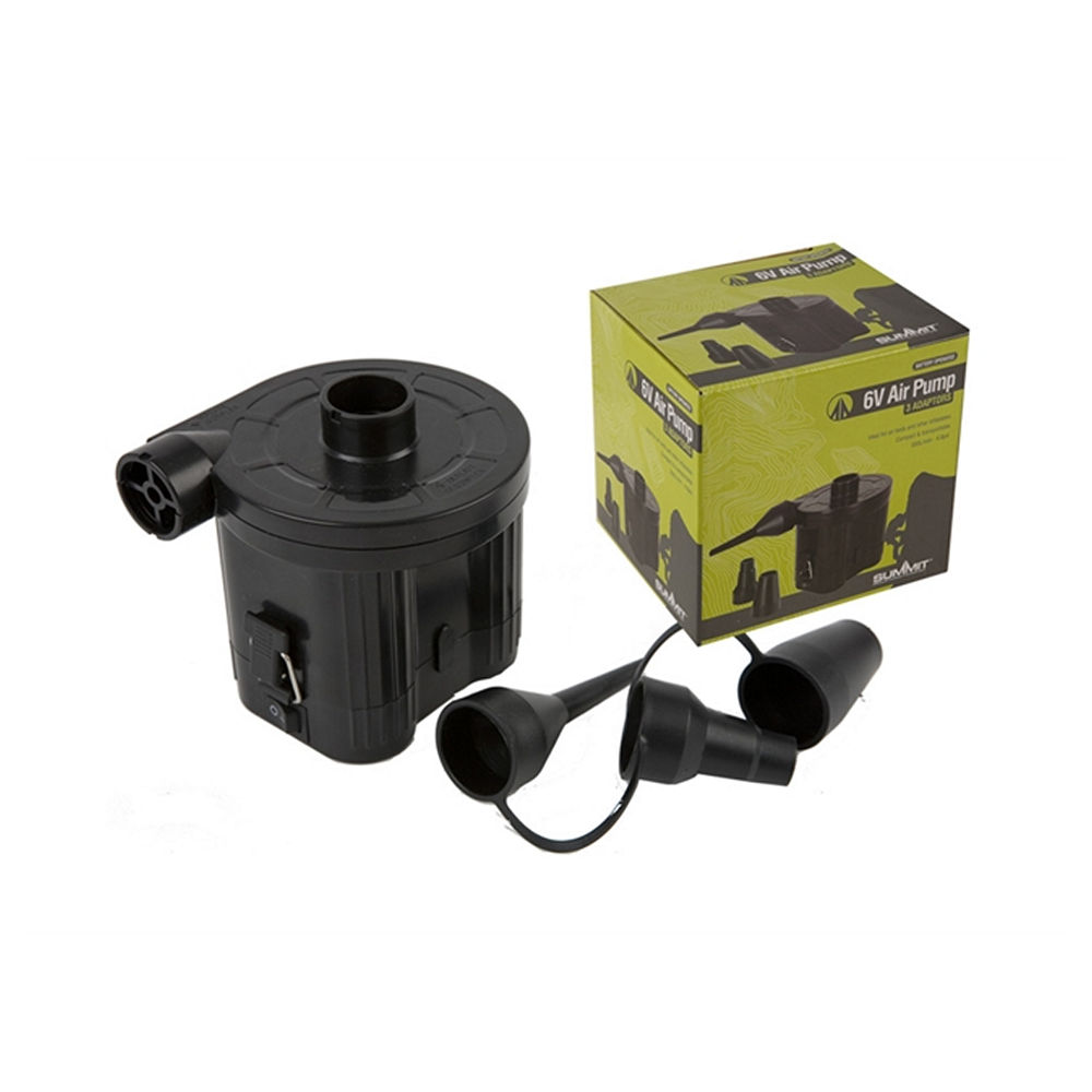 AC Air Pump with 3 Adaptors