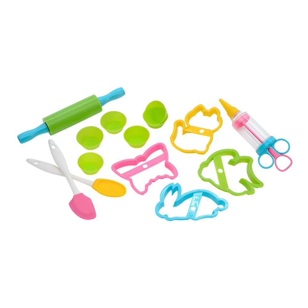 Children's Baking and Decorating Set