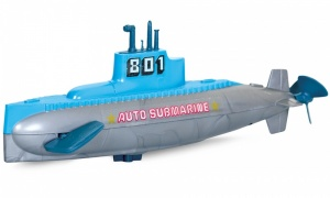 Tobar Clockwork Submarine