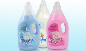 COMFORT CONCENTRATE FABRIC CONDITIONER 4L - AVAILABLE IN 4 FRAGRANCES