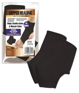 Copper Healing for Ankle Support