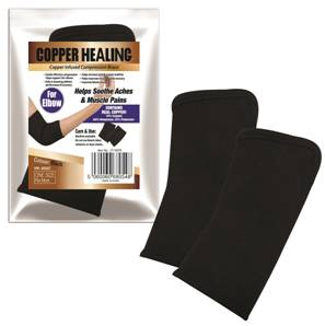 Copper Healing for Elbow Support