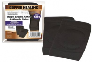 Copper Healing for Knee Support