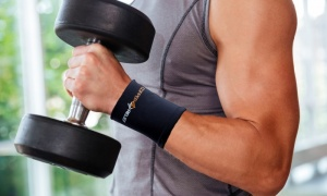 Copper Compression Recovery Wrist Sleeve