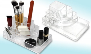 Beauty Organiser with Curved Section