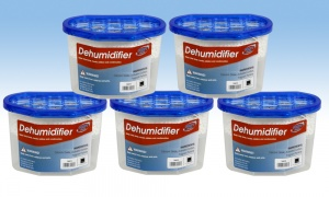 Interior Dehumidifier Scented and Unscented - Various Pack sizes