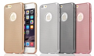 Diamonte Back Case for iPhone 6 and 7