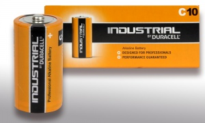 Duracell Industrial C Pack of 10