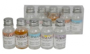 Furmure Set Of 5 X 10ml Fragrance Oils
