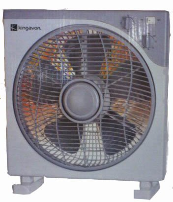 CoolTone Box Fan