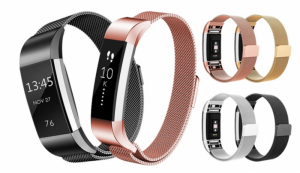 Milanese Fitbit Straps