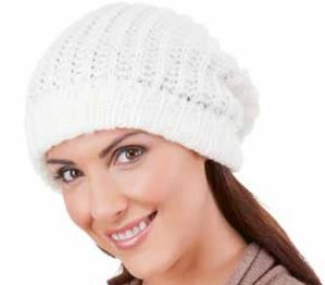 Ladies Knitted Hat