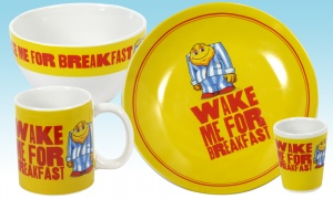 Honey Monster Breakfast Set