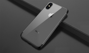 Soft TPU TRIM Case For iPhone