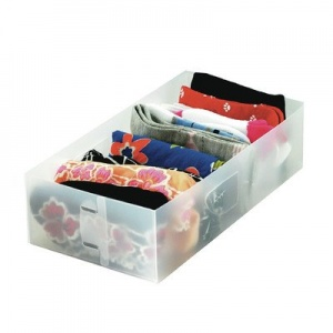Jocca Set of 2 Drawer Organisers