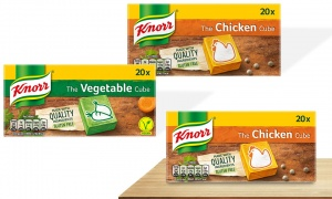 Knorr Stock Cubes 20s 200g