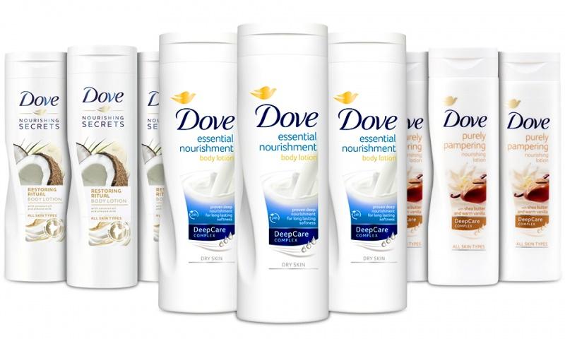 Dove Nourishing Body Lotion 250ml 400ml Ebeez Co Uk