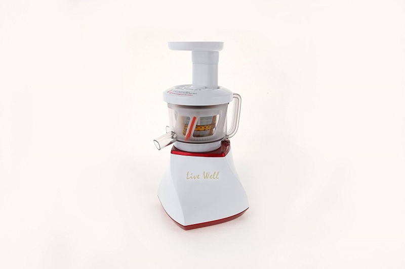 Olympus orange juicer press