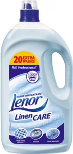 Lenor Linen Care Super Concentrate Fabric Conditioner 4L