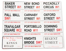 London Streets Fridge Magnets