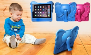 Elephant Eva Ipad Case