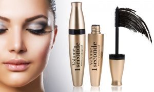 Waterproof thick curling eyelash mascara enhancer