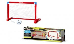 Moving Soccer Goal