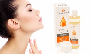 Pampered Stretch Mark Oil 125ml