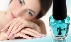 All In One Nail Treatment with Argan Oil