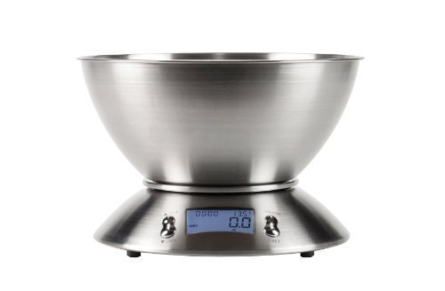 Prochef Stainless steel 5kg kitchen scale