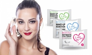 Revuele - I love my skin - Make-up Remover Wet Wipes