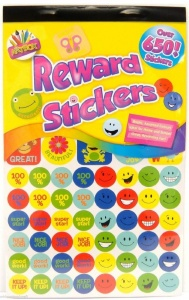 Reward Stickers And Stars