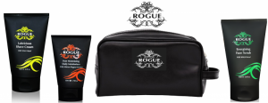 Rogue face grooming trio