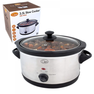 Quest 3.5L Slow Cooker