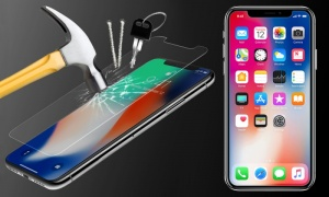 Tempered Screen Guard iPhone X