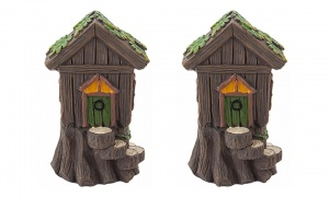 Secret Fairy Garden range - pack of 2