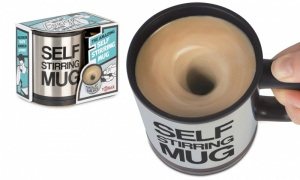 Tobar Self Stirring Mug