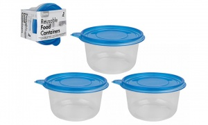 Reuseable Plastic Food  Containers