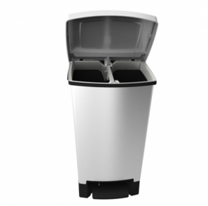 Curver Recycling 25 Litre Duo Bin 25L