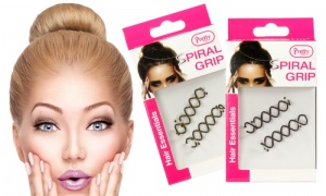 SPIRAL GRIP - 2 Packs per Colour