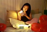LED Pop Up Touch Lamp