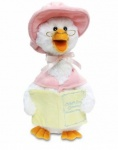 Mother Goose Animated Toy with 7 Nursery Rhymes