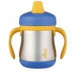 Thermos Foogo Kids Insulated Stainless Steel Sippy Cup