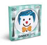 Fred Childrens Dinner Plate Dinner Do's Boy Design