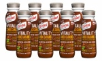 SlimFast Advanced Vitality Choc Caramel Meal Replacement Shake 275ml