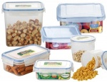 BPA Free Super Locked Food Containers Set of 7