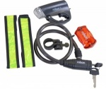 Rolson 5Pieces Bike Accessory Kit