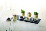 Kitchen Craft 9pc Slate Appetiser Set