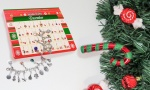 Advent Calendar With DIY Necklace Bracelet Set