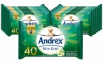 Andrex Aloe Skin Kind Washlets